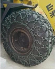 小型鏟車 井下作業機車保護鏈 裝載機防護鏈