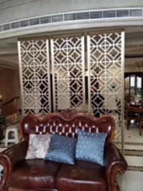 不銹鋼金屬制品支持定做不銹鋼屏風酒柜酒架鏡框畫框等各種